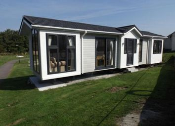 Thumbnail 2 bed mobile/park home for sale in Trevelgue, Porth, Newquay, Cornwall