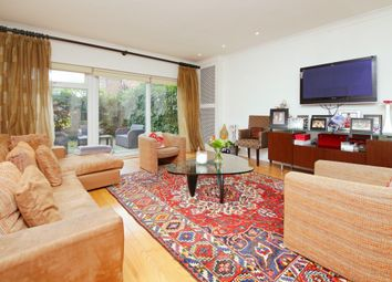 Thumbnail 4 bed terraced house to rent in Grove End Road, St Johns Wood