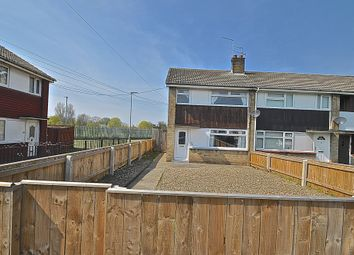 Thumbnail 3 bed end terrace house for sale in Garrick Close, Hull, North Humberside
