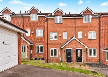 Thumbnail 3 bed terraced house for sale in Redbridge Close, Ilkeston