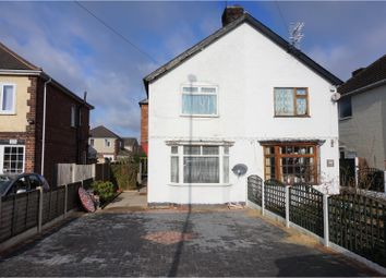 Thumbnail 3 bed semi-detached house for sale in Plains Road, Mapperley