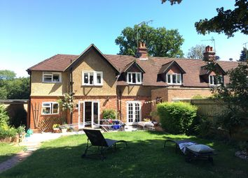Thumbnail 4 bed detached house to rent in Goose Green, Gomshall, Guildford