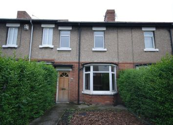 Thumbnail 3 bed terraced house for sale in Cavendish Gardens, Ashington