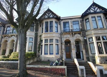 Thumbnail 5 bedroom terraced house to rent in Morlais Street, Roath, Cardiff