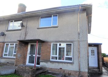 Thumbnail 2 bed flat for sale in Bakers Way, Bryncethin, Bridgend.
