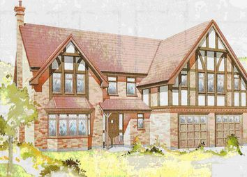 Thumbnail 5 bedroom detached house for sale in The Dove-Crag, Plot 43, 44 Park View, West Avenue, Barrow-In-Furness