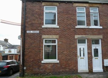 Thumbnail 3 bedroom end terrace house for sale in York Terrace, Willington, Crook
