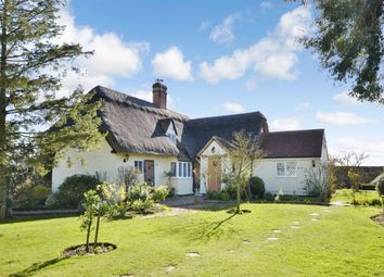 Thumbnail 4 bed detached house for sale in Tudor Cottage Brick End, Broxted, Dunmow
