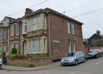 Thumbnail Block of flats for sale in Carlton Road, Lowestoft