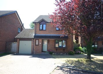 Thumbnail 4 bed detached house for sale in Isis Close, Winnersh, Wokingham