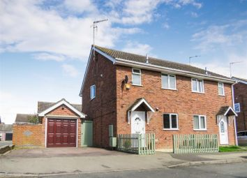 Thumbnail 3 bed semi-detached house for sale in Windsor Road, Sawtry, Huntingdon
