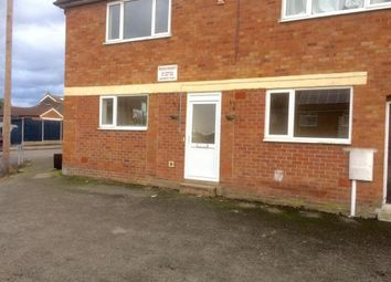 Thumbnail 2 bedroom flat to rent in East Avenue, Syston, Leicester