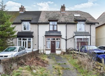 Thumbnail 2 bed terraced house for sale in Castleton Road, Hope, Hope Valley