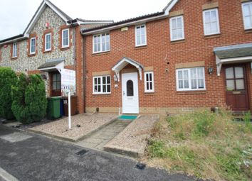 Thumbnail 3 bed terraced house to rent in Triumph Close, Chafford Hundred, Grays
