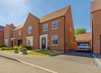 Thumbnail 4 bed detached house for sale in Goldcrest Road, Forest Town, Mansfield