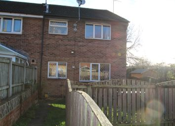 Thumbnail 1 bed terraced house for sale in Pollards Fields, Knottingley, West Yorkshire