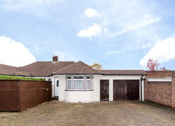 Thumbnail 2 bed semi-detached bungalow for sale in Ruxley Close, Sidcup
