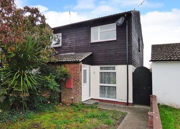Thumbnail 2 bed end terrace house to rent in Windward Close, Littlehampton