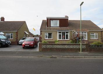 Thumbnail 4 bed semi-detached bungalow for sale in Pump Lane, Gosport