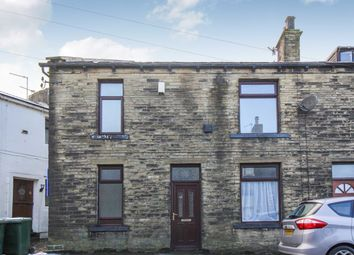 Thumbnail 2 bed end terrace house for sale in Thornton Road, Queensbury, Bradford