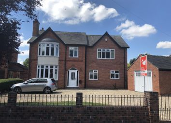 Thumbnail 4 bedroom detached house for sale in London Road, Newark