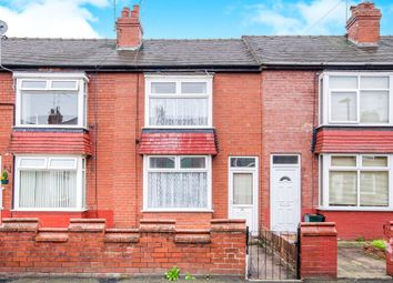 Thumbnail 2 bed terraced house for sale in Grove Avenue, Off York Road, Doncaster