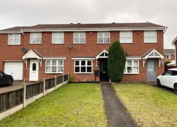 Thumbnail Town house to rent in Kendrick Street, Longton, Stoke-On-Trent, Staffordshire