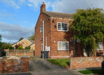 Thumbnail 1 bed flat for sale in The Causeway, Burgh Le Marsh, Skegness