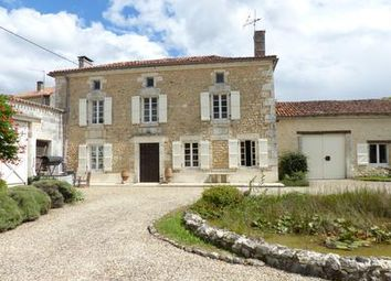 Thumbnail 4 bed property for sale in Plassac-Rouffiac, Charente, France