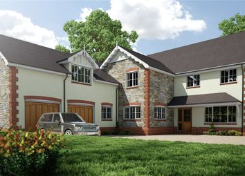 Thumbnail 5 bed detached house for sale in The Brambles, Cronk Road, Union Mills, Isle Of Man