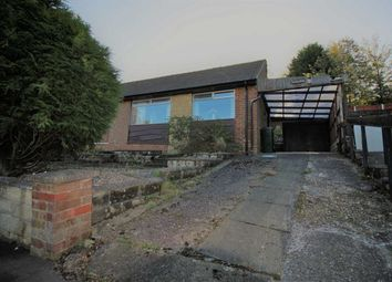 Thumbnail 2 bedroom semi-detached bungalow for sale in St Johns Drive, Birkby, Huddersfield