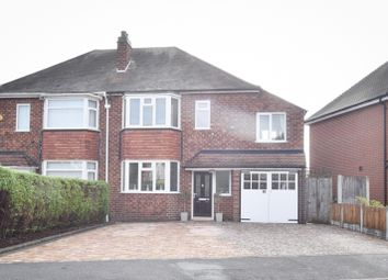 Thumbnail 3 bed semi-detached house for sale in Ashurst Road, Walmley, Sutton Coldfield