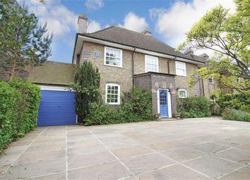 Thumbnail 4 bed link-detached house for sale in Shortlands Road, Shortlands