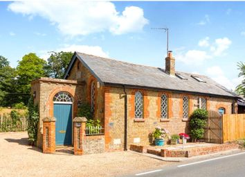 Thumbnail 3 bed detached house for sale in The Old Chapel, Newfound, Basingstoke