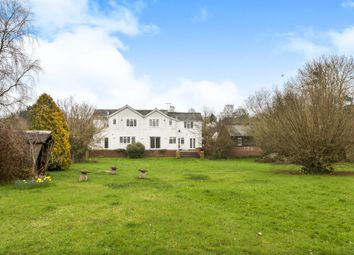 Thumbnail 5 bed detached house for sale in High Street, Woodgreen, Fordingbridge