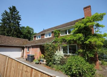 Thumbnail 4 bed detached house for sale in Lights Lane, Alderbury, Salisbury
