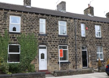 Thumbnail 2 bed terraced house to rent in Salisbury Street, Calverley, Pudsey