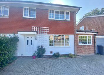 Greenleas Close, Yateley, Hampshire GU46. 5 bed semi-detached house