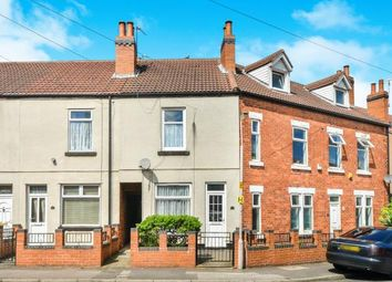 Thumbnail 2 bedroom end terrace house for sale in Bowling Street, Mansfield, Nottinghamshire