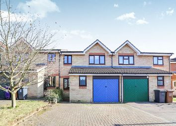 Thumbnail 3 bed terraced house for sale in Sturrock Way, Hitchin