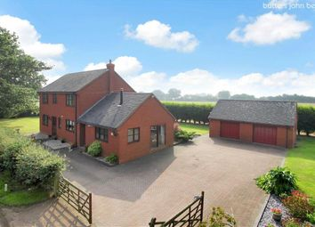 Thumbnail 3 bed detached house for sale in Pipe Lane, Blithbury Nr Rugeley, Staffordshire