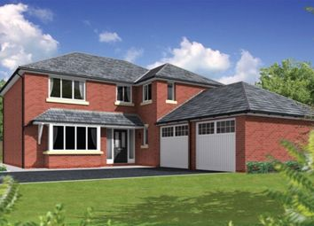 Thumbnail 4 bed detached house for sale in Stephenson, Marton Meadows, Cropper Road, Blackpool