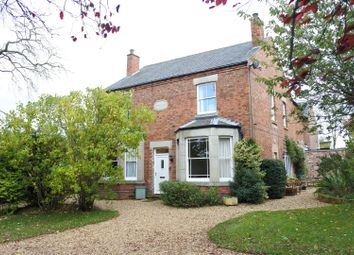 Thumbnail 4 bed detached house for sale in Main Road, Kirby Bellars, Melton Mowbray