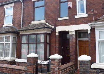 Thumbnail 2 bed terraced house to rent in Scott Lidgett Road, Longport, Stoke On Trent