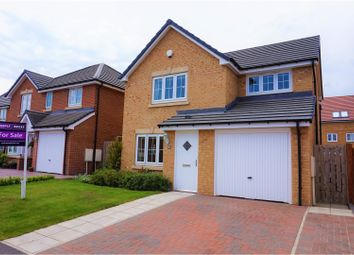 Thumbnail 3 bed detached house for sale in Buckthorn Crescent, Stockton-On-Tees