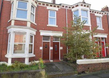 3 bed flat for sale in Trewhitt Road, Newcastle Upon Tyne NE6