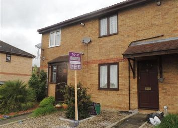 Thumbnail 2 bed terraced house to rent in St. Annes Terrace, Woodman Path, Ilford