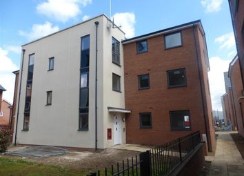 Thumbnail 2 bed flat to rent in Irving Path, Aylesbury