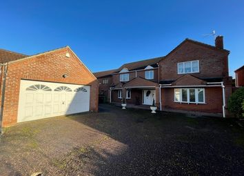 Thumbnail 4 bed detached house for sale in Nursery Lane, North Wootton, King's Lynn