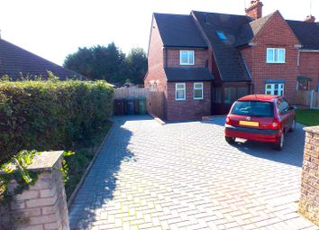 Thumbnail 4 bed semi-detached house for sale in Beeston Road, Cookley, Kidderminster